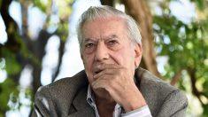 Mario Vargas Llosa. (Foto: AFP)