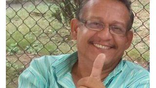 Germán Mavare, político opositor venezolano asesinado.