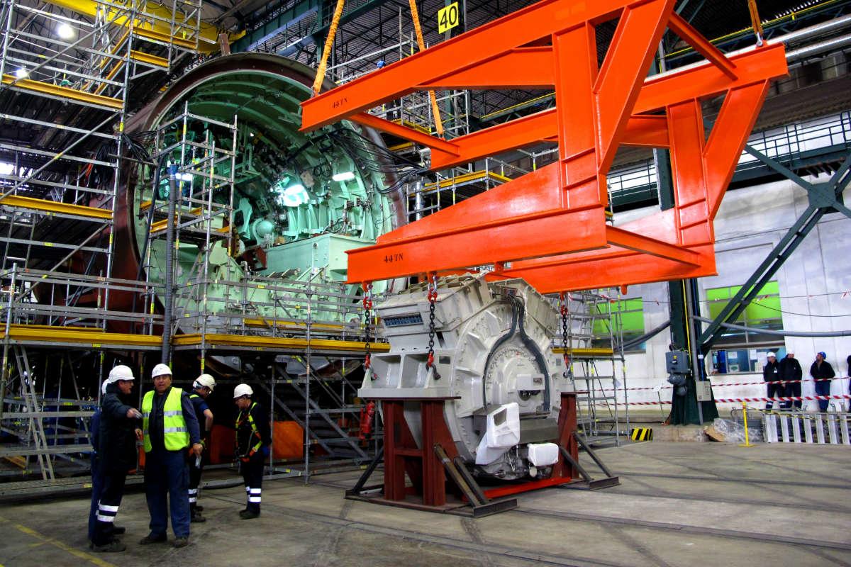 Factoría de Navantia (Foto: NAVANTIA).