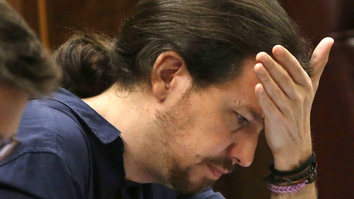 Pablo Iglesias en una imagen reciente (Foto: AFP).