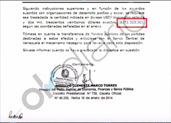 """Hernando a Iglesias: """"¿Dónde han ido a parar los 270.000 $ que le ingresaron en el paraíso fiscal de Granadinas?"""""""