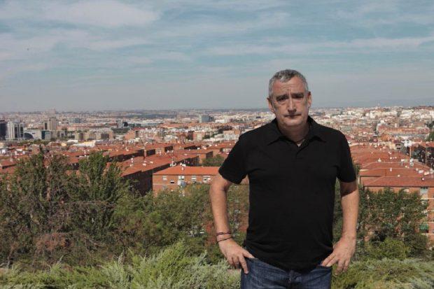 El edil Paco Pérez, autodenominado el alcalde de Vallecas. (Foto: Madrid)