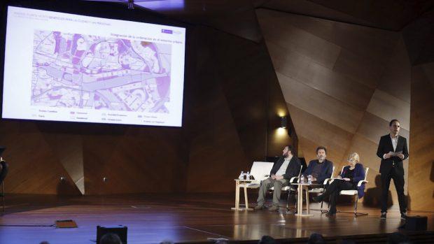 Presentación de 'Madrid, Puerta Norte'