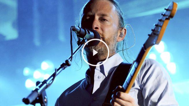 Radiohead se borra de las redes sociales para llamar la atención sobre un nuevo disco