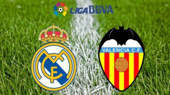 Real Madrid vs Valencia: horario y canal de televisión