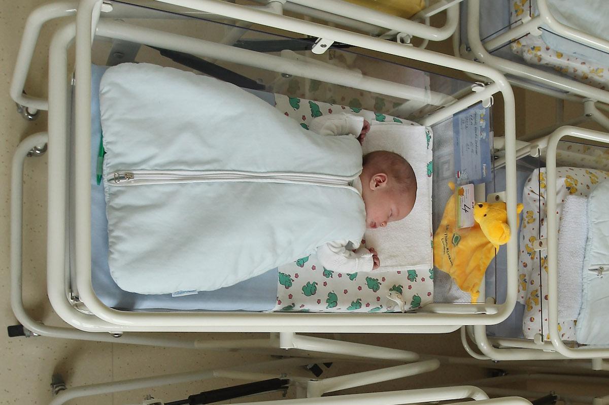 Bebé recién nacido (Foto: GETTY).