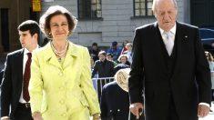 Don Juan Carlos y Doña Sofía. (Foto: EFE)