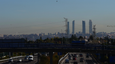 La gestión del tráfico por Manuela Carmena ha buscado reducir la polución. (Foto: AFP)