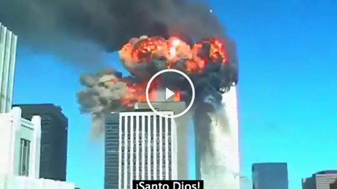 Un video inédito del 11S se hace viral 15 años después del trágico atentado