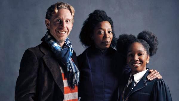La magia de Harry Potter transforma a Hermione en una mujer de color