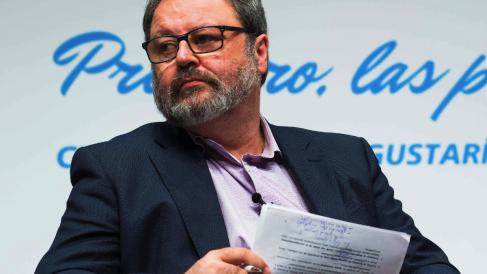 Javier Barbero, concejal de Seguridad, Salud y Emergencias de Manuela Carmena. (Foto: Madrid)