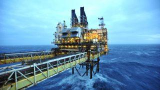 Plataforma petrolífera del Mar del Norte (Foto: GETTY).