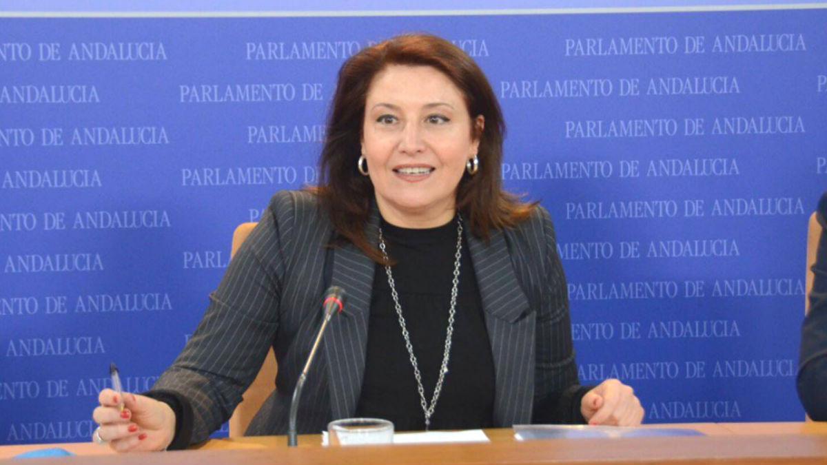 La consejera Carmen Crespo.