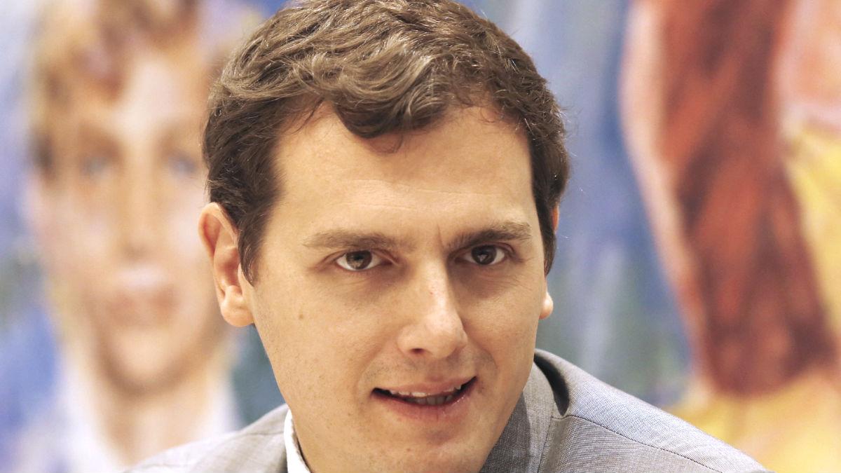 El presidente de Ciudadanos y candidato de este partido a la Presidencia del Gobierno, Albert Rivera (Foto: Efe)