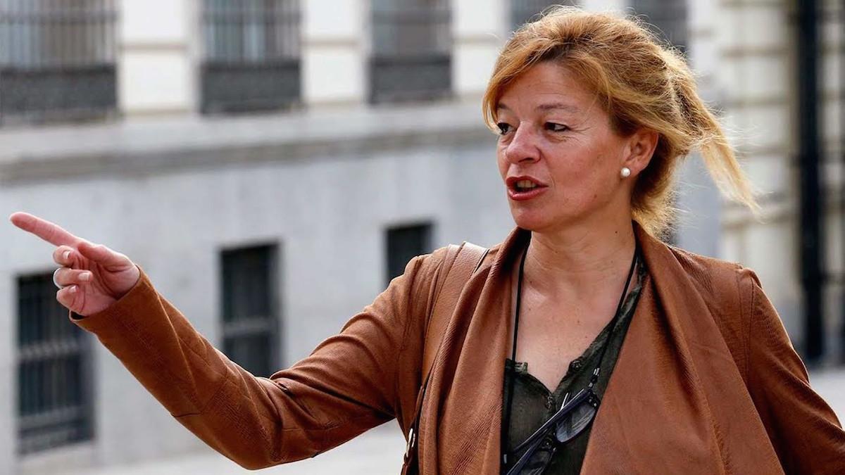 Ana Garrido (Foto:Efe)