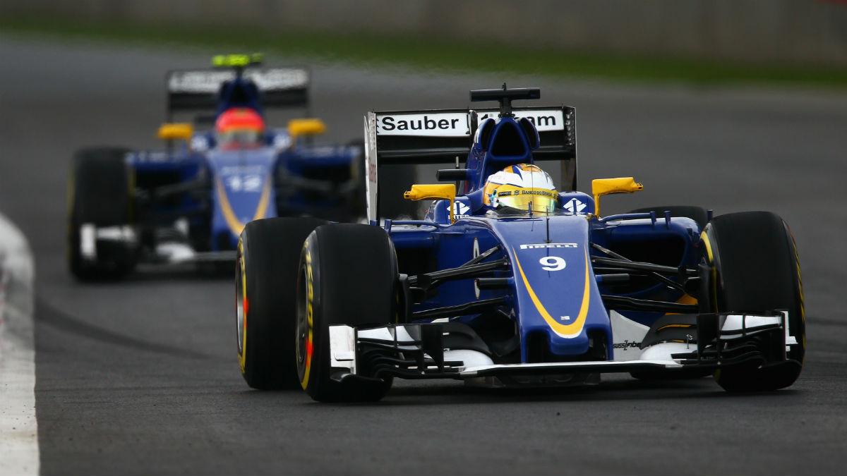 Según informa un medio brasileño, Marcus Ericsson habría chocado a propósito contra su compañero Felipe Nasr en Mónaco. (Getty)