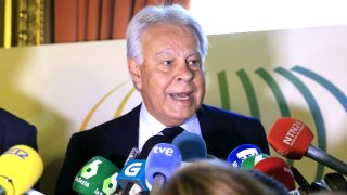 Felipe González. (Foto: EFE)