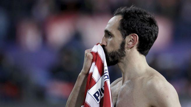 Juanfran se vuelve galáctico después de fallar el penalti: multiplica por 8 las ventas de su camiseta