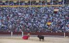 Las Ventas en una corrida de toros de 2016. (Foto: Getty).