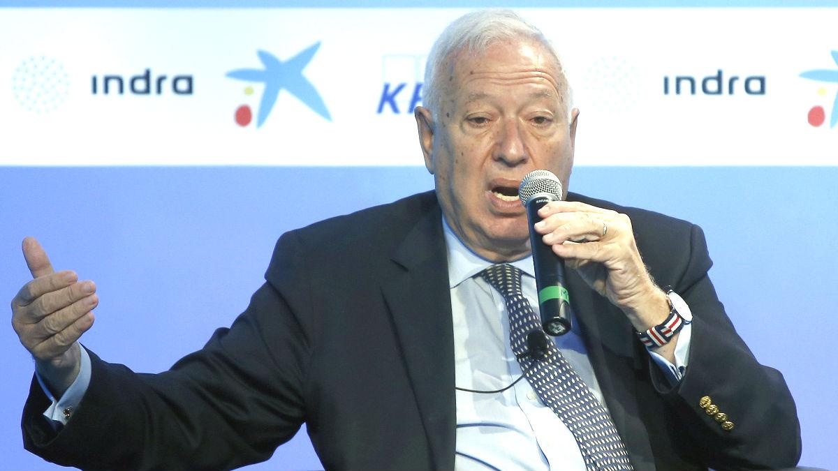 El ministro de Asuntos Exteriores y Cooperación en funciones, José Manuel García-Margallo (Foto: Efe)