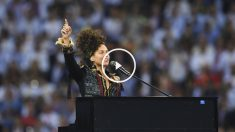 Alicia Keys. (Foto: AFP)