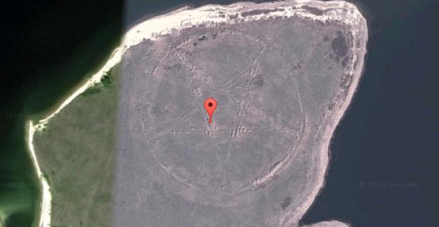 Google Maps: cápsulas extraterrestres en la Antártida y otros misterios que puedes encontrar