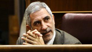 Gaspar Llamazares en una imagen tomada en 2011 (Foto: AFP).