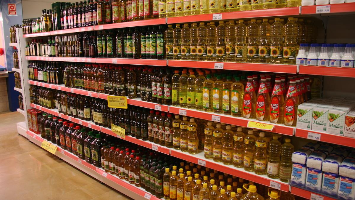 Lineal de supermercado (Foto: TAMORIAN, CON LINENCIA CC BY 3.0)