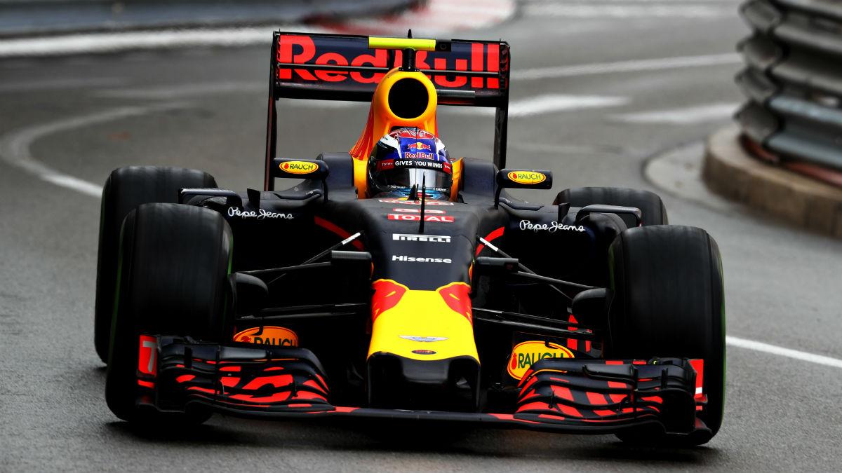 Max Verstappen completó un Gran Premio de Mónaco para olvidar. (Getty)