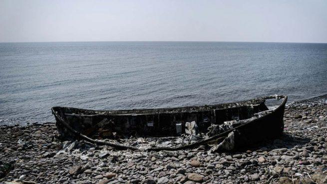 Resultado de imagen de naufragio de patera
