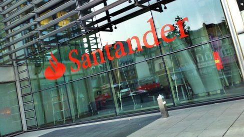 Ciudad Financiera del Santander, sede del banco en Boadilla del Monte (Madrid).