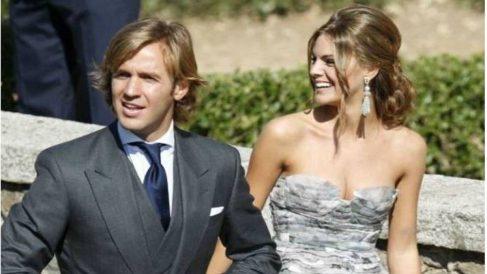 Rosauro Varo, propietario del 44% de Vector Ronda, con su mujer Amaia Salamanca