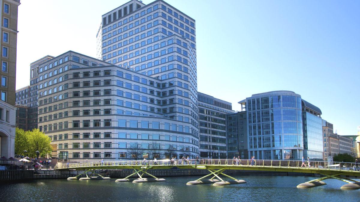 Edificio de oficinas en Londres (Foto: istock)