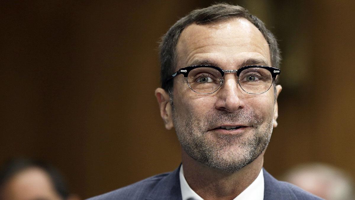 El ex embajador de Estados Unidos en España, James Costos. (Foto: AFP)