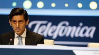 El presidente de Telefónica, José María Álvarez-Pallete. (Foto: Reuters)