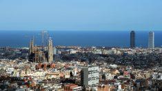 Vista aérea de Barcelona (Foto: GETTY).
