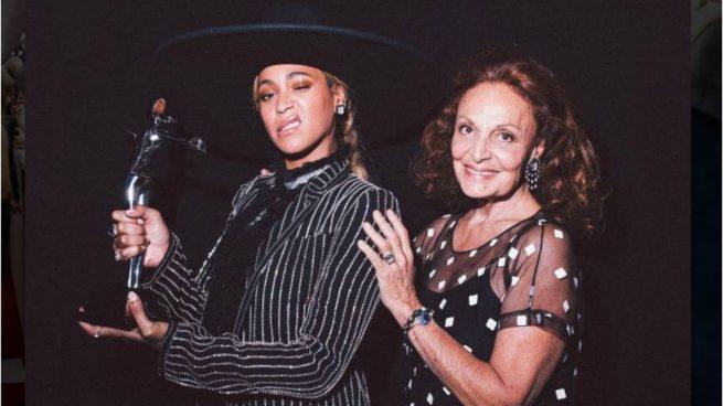 Beyoncé premio Icono de la moda CFDA 2016