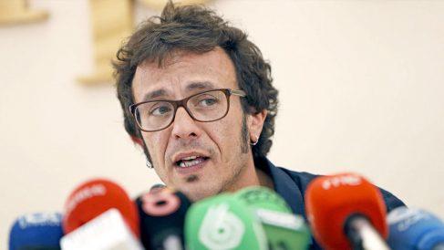 José María González 'Kichi'. (Foto: EFE)