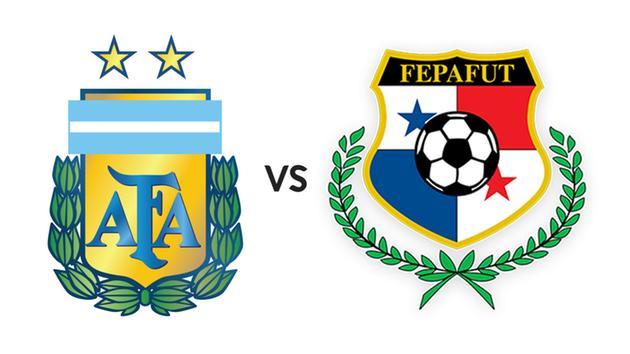 Argentina vs Panamá