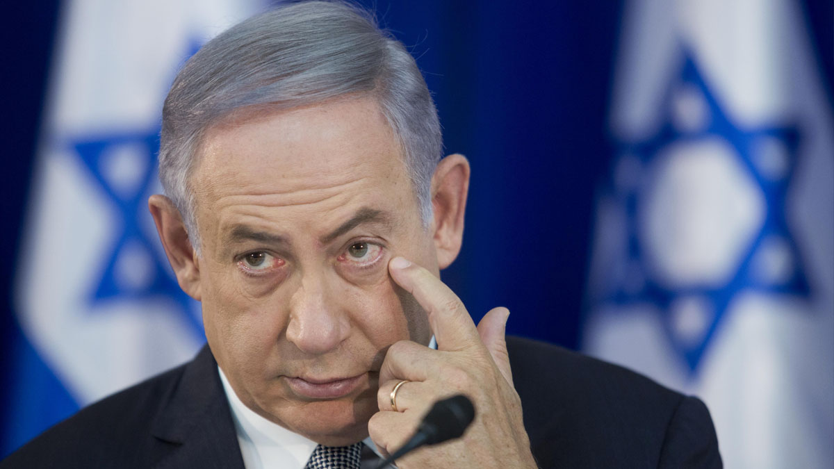 Benjamin Netanyahu, primer ministro de Israel. (Foto: AFP)