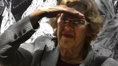 La exjueza Carmena. (Foto: AFP)