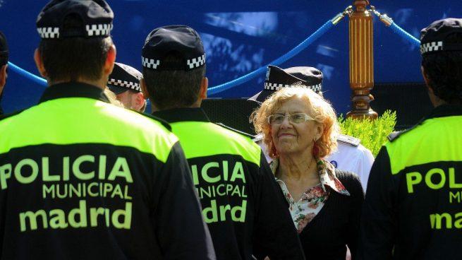 Carmena suprime la misa del día de la Policía Municipal de Madrid