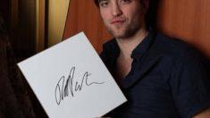 Fotografía del Facebook de Robert Pattinson