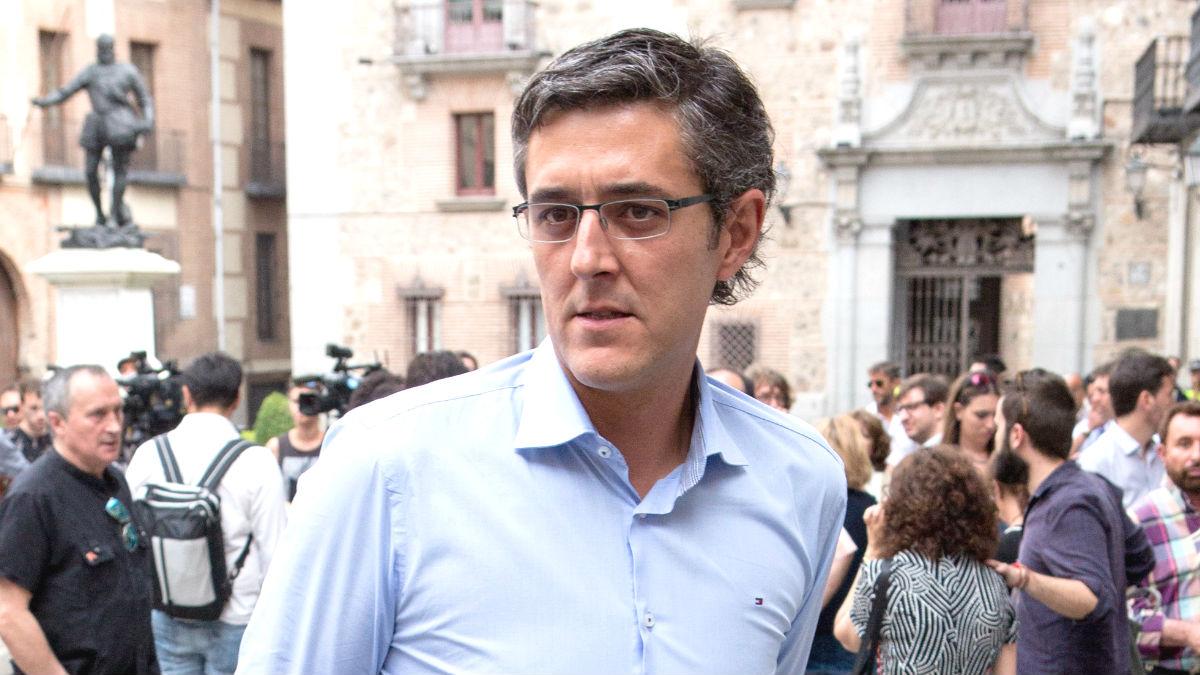 El ex diputado del PSOE por Madrid Eduardo Madina (Foto: Getty)