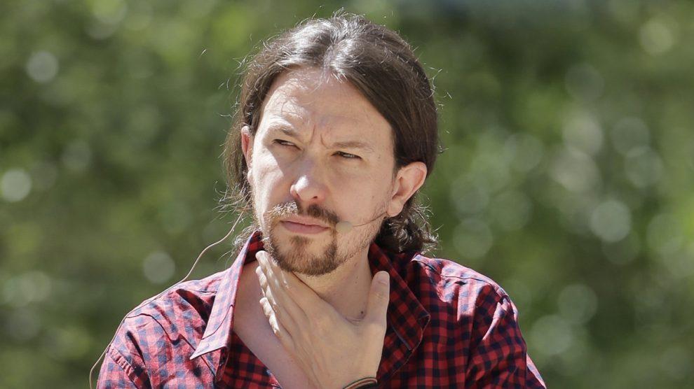 El secretario general de Podemos, Pablo Iglesias. (Foto: EFE)