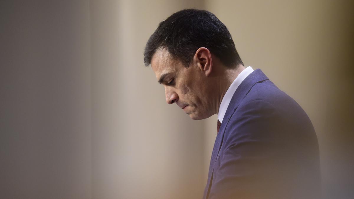Pedro Sánchez, secretario general del PSOE. (Foto: AFP)