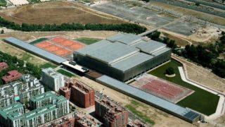 El festival Mad Cool se celebra en el aparcamiento de la Caja Mágica, sobre el Estanque de Tormentas de la China.