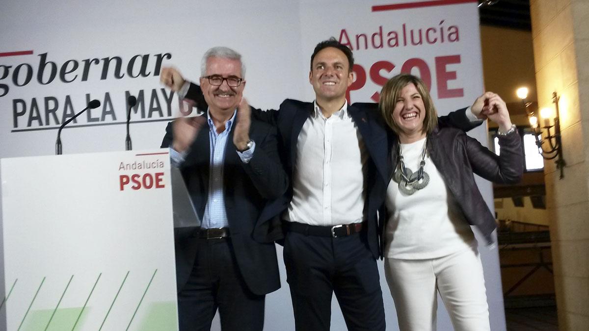 David de la Encina. (Foto: PSOE)