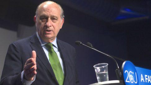 El ex ministro del Interior Jorge Fernández Díaz (Foto: Efe)