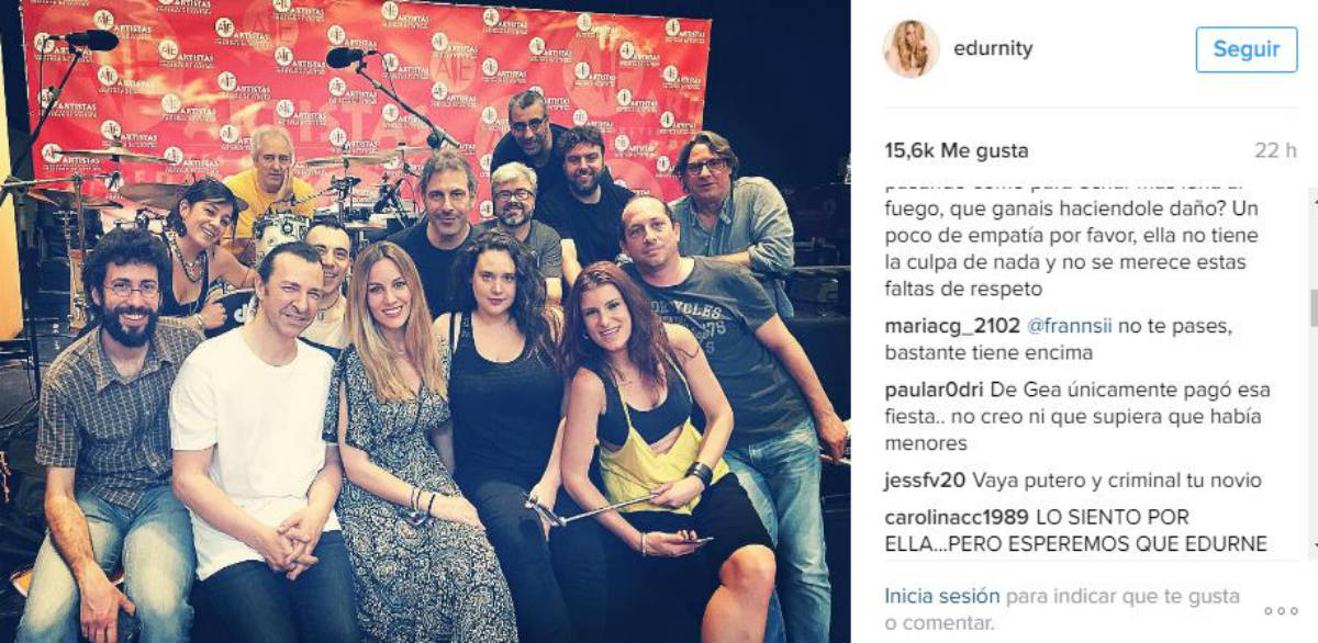 Edurne (Instagram)